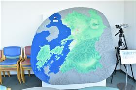 展望室熊本の地図
