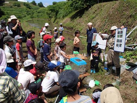熊本県自然保護関係団体協議会(矢部郷)